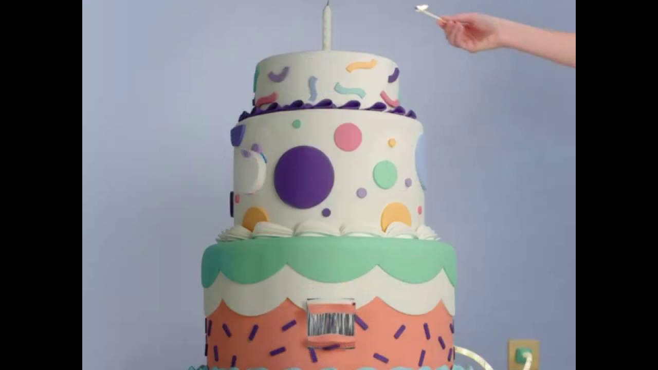 Best ideas about Facebook Birthday Cake . Save or Pin Vidéo de Mon Anniversaire Par D Now.