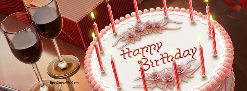 Best ideas about Facebook Birthday Cake . Save or Pin Birthday Cover s – Happy Birthday Cake Now.