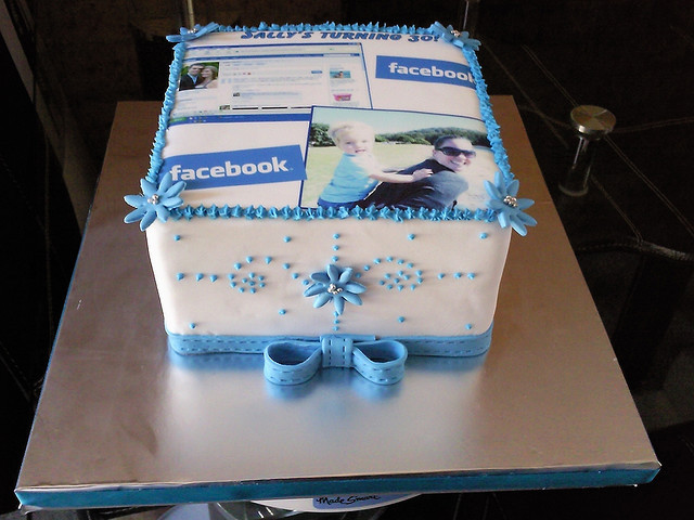 Best ideas about Facebook Birthday Cake . Save or Pin Birthday cake photos Now.