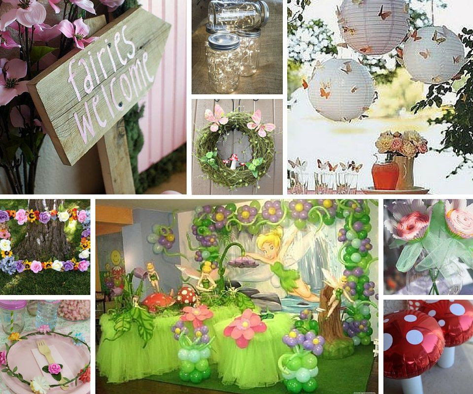 Best ideas about Fairy Birthday Party . Save or Pin Fairy Party Ideas Now.