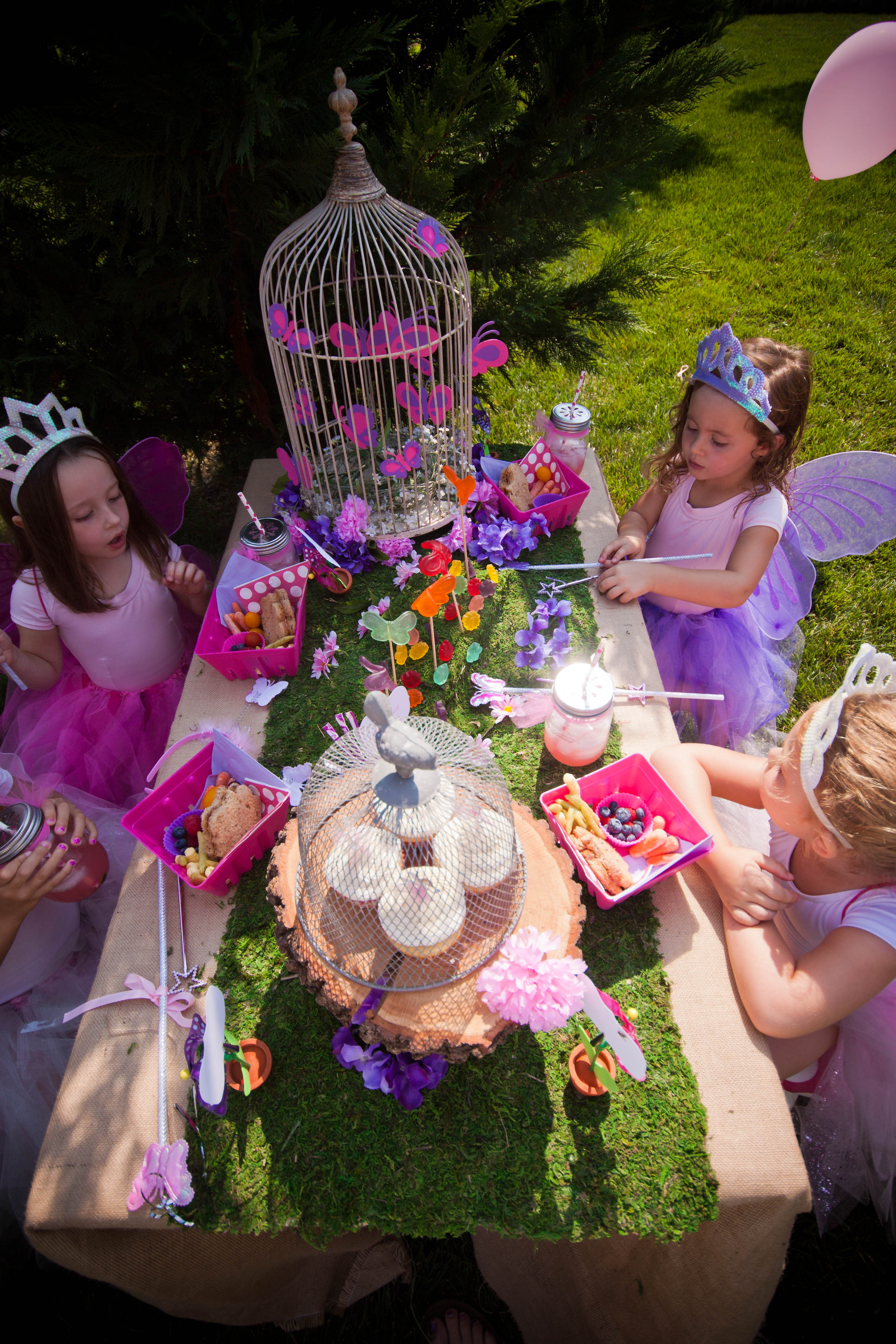Best ideas about Fairy Birthday Party . Save or Pin Birthday A Fairy Princess Garden Party Now.
