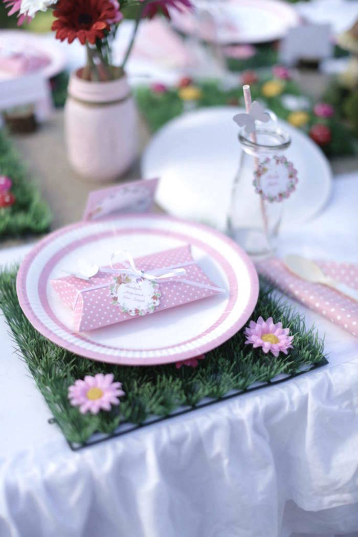 Best ideas about Fairy Birthday Party . Save or Pin Kara s Party Ideas Fairy Garden Birthday Party Now.