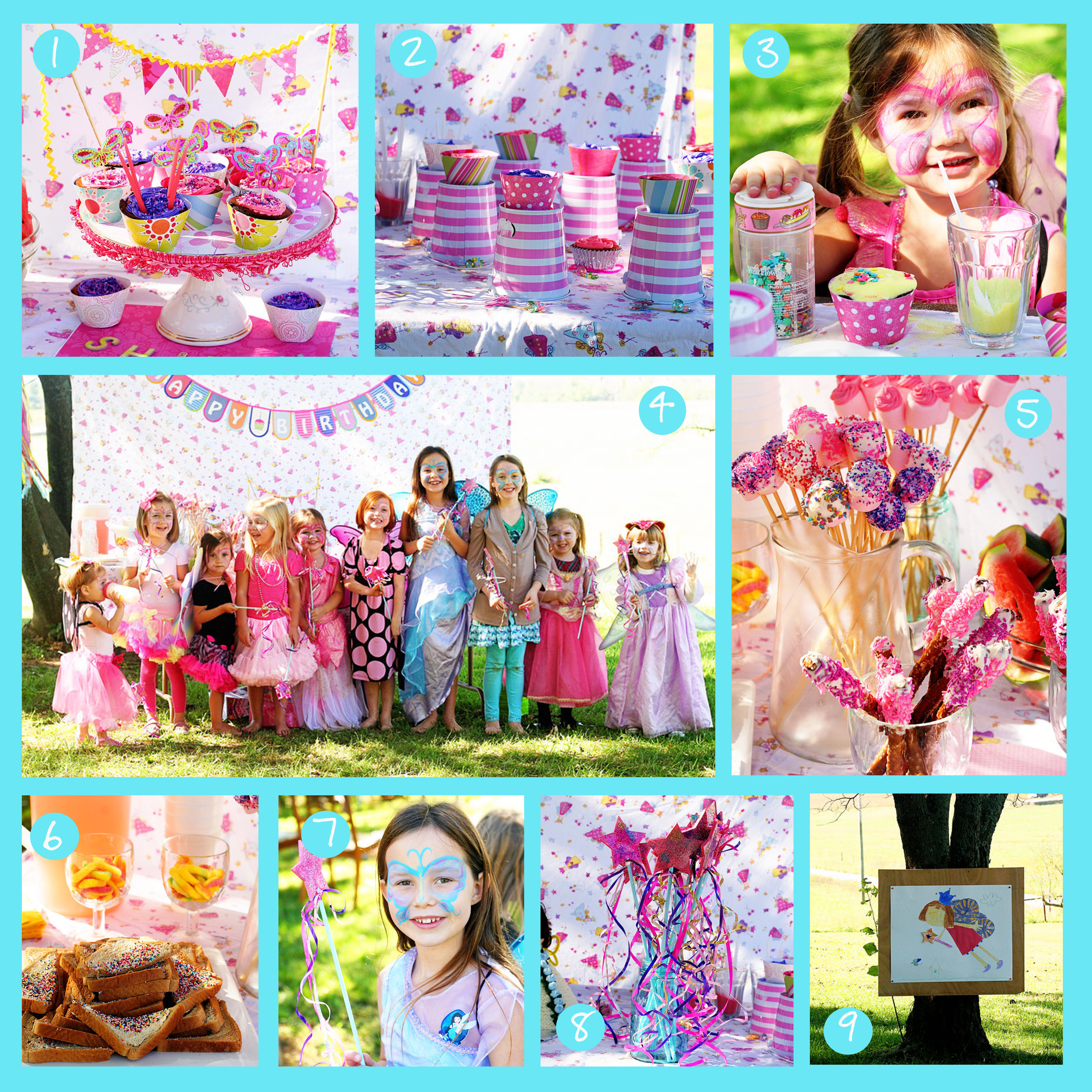 Best ideas about Fairy Birthday Party . Save or Pin Shi's Fairy Party Now.