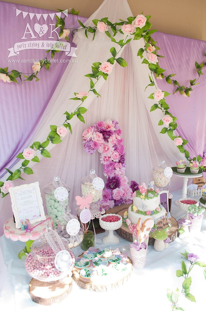 Best ideas about Fairy Birthday Party . Save or Pin Pin by cayndzz tan on Garden butterfly party in 2019 Now.