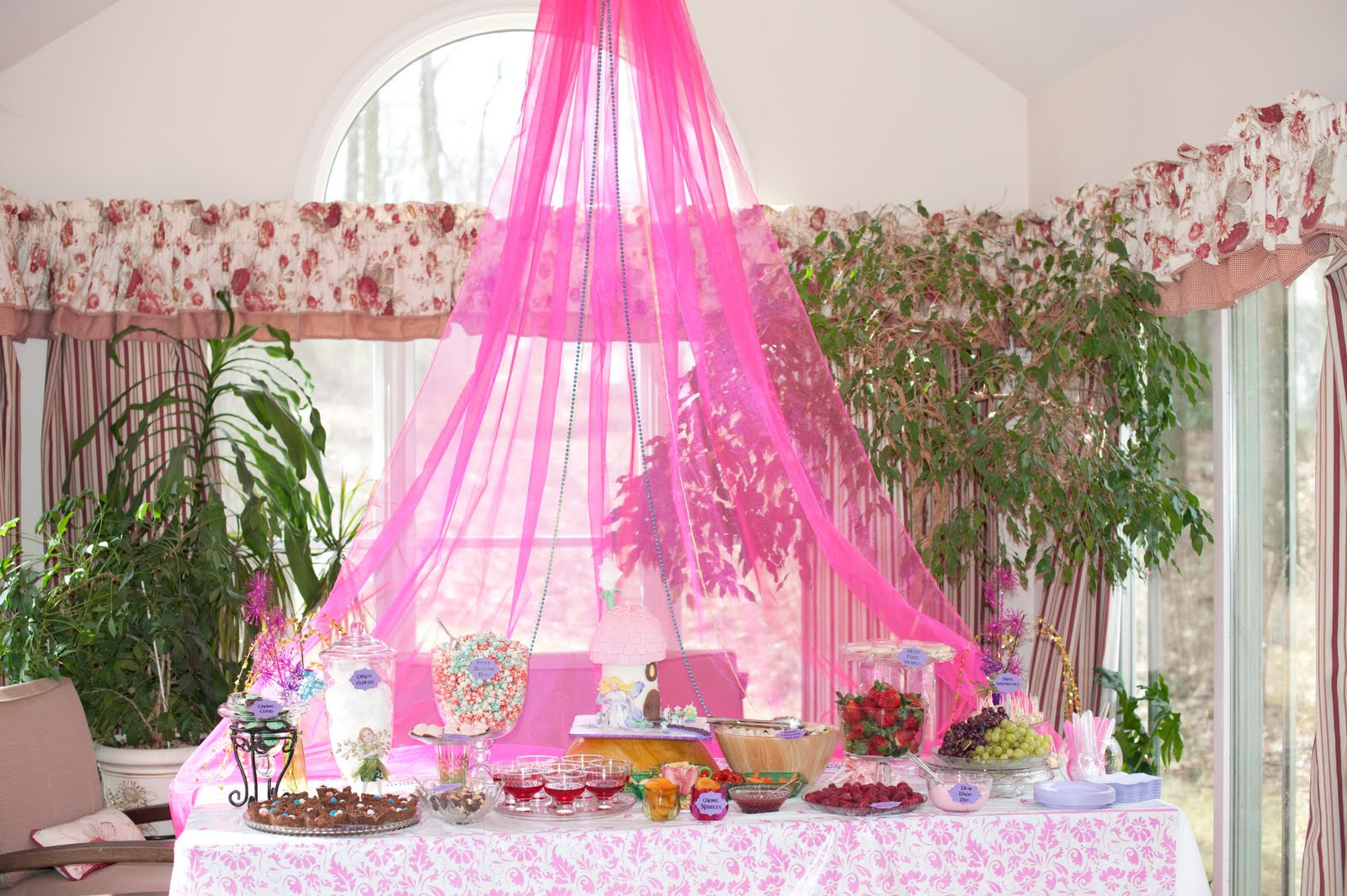 Best ideas about Fairy Birthday Party . Save or Pin Leafy Tree Tops Fairy Birthday Party Now.
