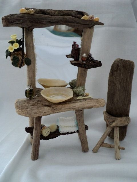 Best ideas about Fairy Furniture DIY . Save or Pin 1000 ideas about Fairy Garden Furniture on Pinterest Now.
