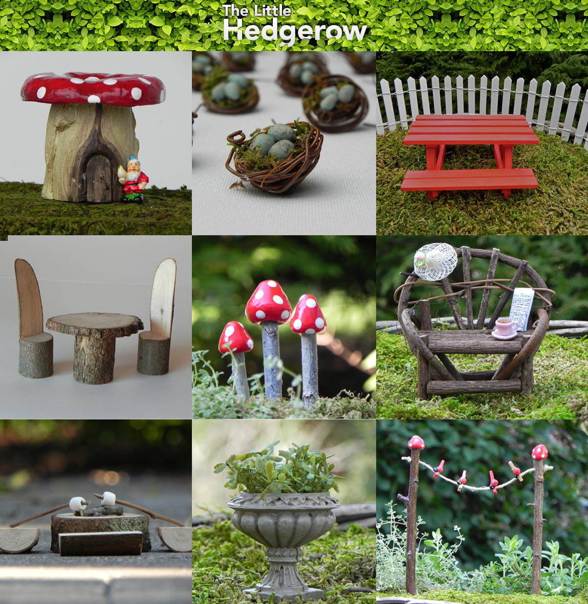 Best ideas about Fairy Furniture DIY . Save or Pin The Green Gardener Fairy Gardens Now.