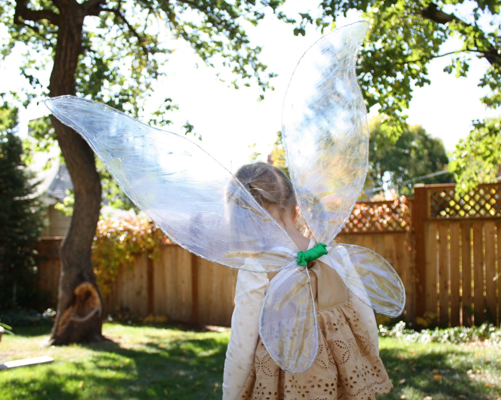 Best ideas about Fairy Wings DIY . Save or Pin At Second Street iridescent fairy wings Now.