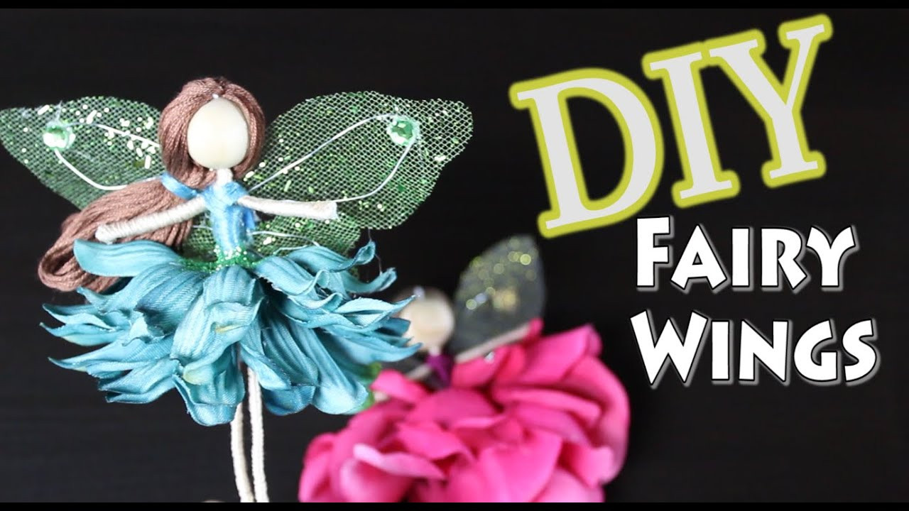 Best ideas about Fairy Wings DIY . Save or Pin DIY Fairy Wings Now.