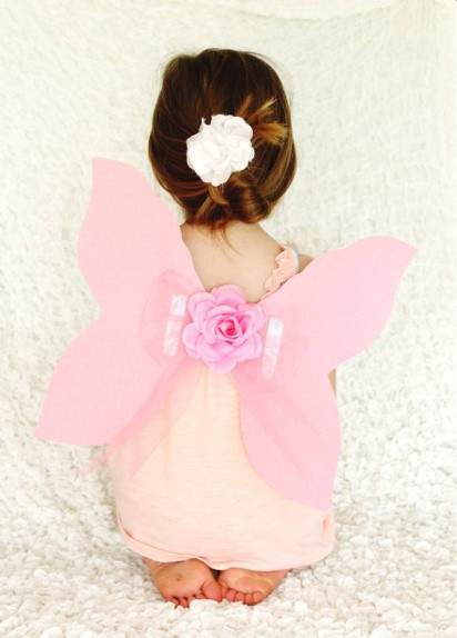 Best ideas about Fairy Wings DIY . Save or Pin DIY Fairy Wings Think Crafts by CreateForLess Now.