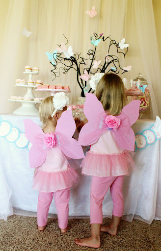 Best ideas about Fairy Wings DIY . Save or Pin Icing Designs Fairies Fairies Everywhere Week DIY Fairy Now.