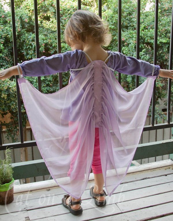 Best ideas about Fairy Wings DIY . Save or Pin Beautiful Fairy Costumes for Girls 2017 Now.