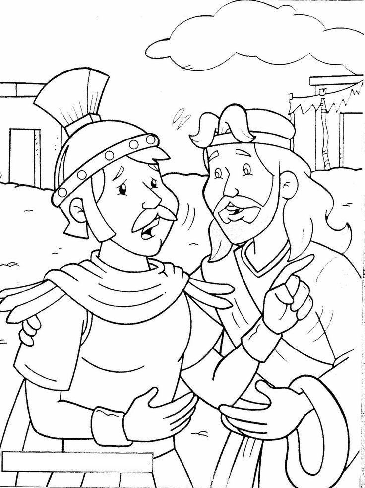 Best ideas about Faith Coloring Pages For Kids . Save or Pin Faith Coloring Pages For Kids Coloring Home Now.