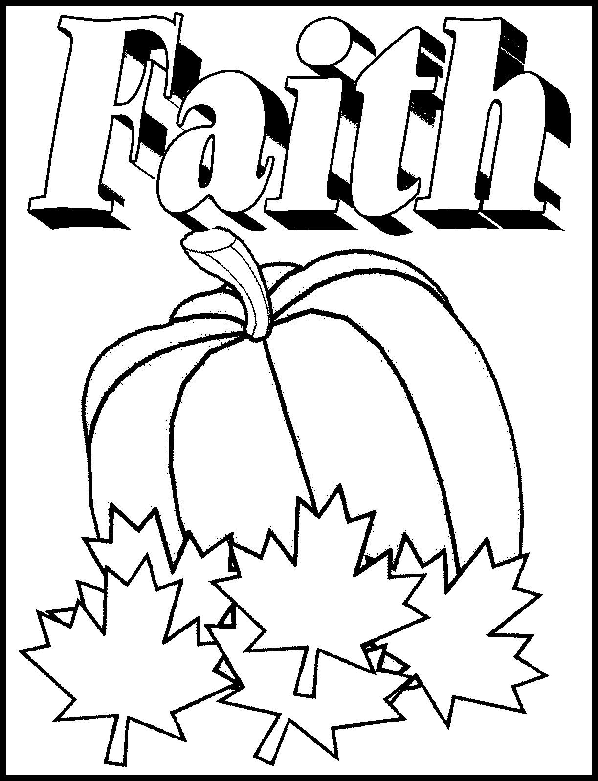 Best ideas about Faith Coloring Pages For Kids . Save or Pin Children s Gems In My Treasure Box August 2012 Now.