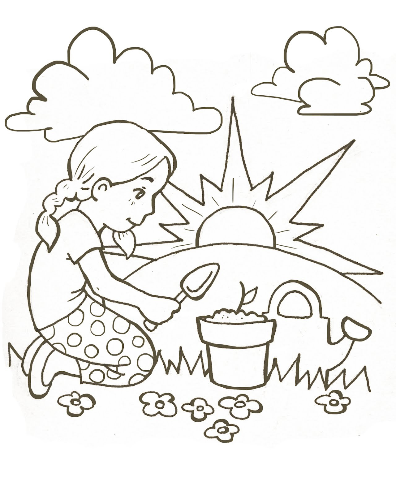Best ideas about Faith Coloring Pages For Kids . Save or Pin ILLUSTRATION ALCHEMY LDS Mobile Apps Coloring Pages Now.