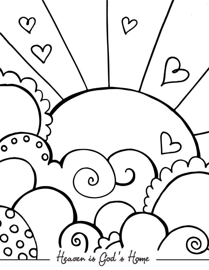 Best ideas about Faith Coloring Pages For Kids . Save or Pin Pin by Paula Schnell on Faith Now.