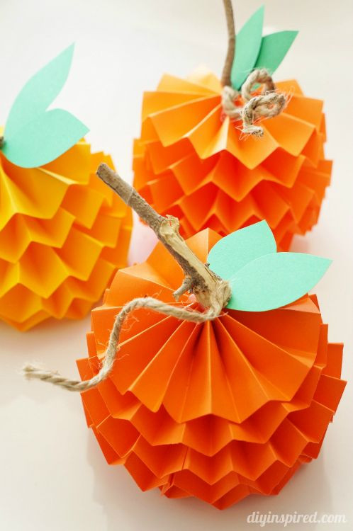Best ideas about Fall Craft Ideas . Save or Pin Celebrate the Season 25 Easy Fall Crafts for Kids Now.