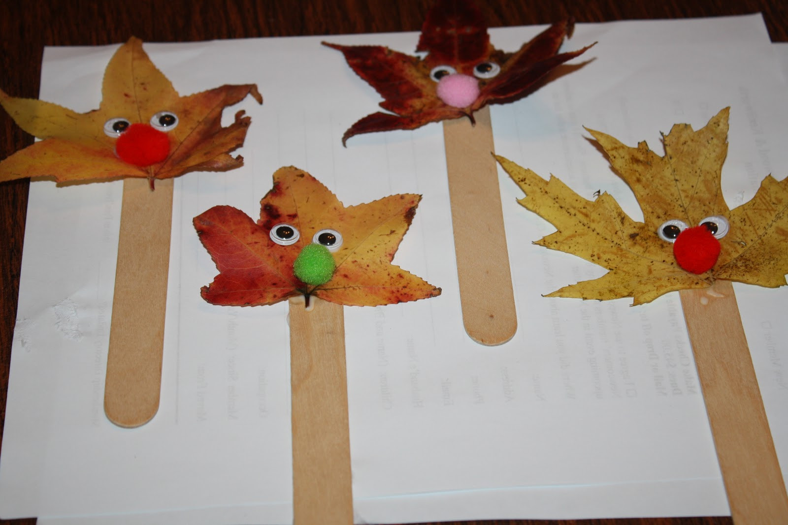 Best ideas about Fall Craft Ideas . Save or Pin Fun Fall Projects for Kids The Chirping Moms Now.