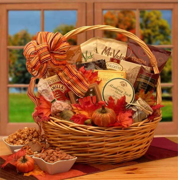 Best ideas about Fall Gift Ideas . Save or Pin 52 best Best Thanksgiving Fall Gift Baskets images on Now.