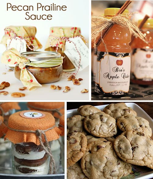 Best ideas about Fall Gift Ideas . Save or Pin Fall Gift Ideas & Tags Free Printable Now.