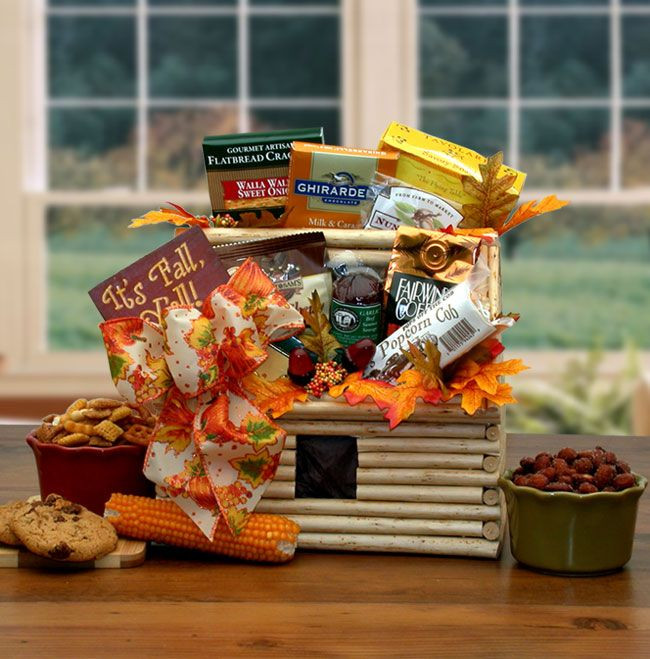 Best ideas about Fall Gift Ideas . Save or Pin 1000 ideas about Fall Gift Baskets on Pinterest Now.