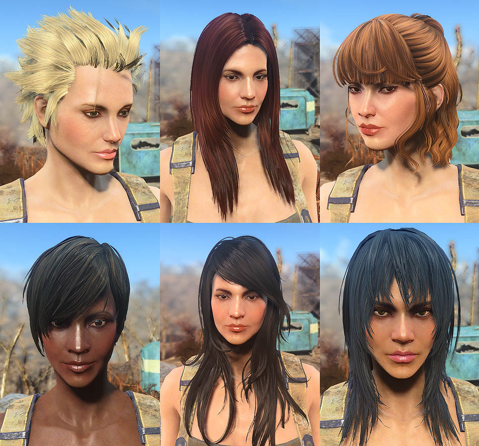 Best ideas about Fallout 4 Male Hairstyles . Save or Pin MiscHairstyle1 6 Download 47 New hairs for male Now.