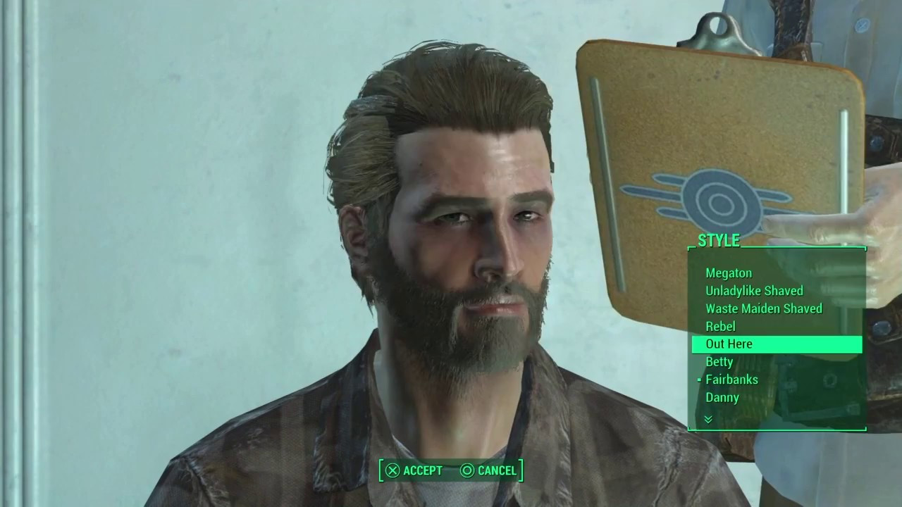 Best ideas about Fallout 4 Male Hairstyles . Save or Pin FALLOUT 4 MALE HAIRSTYLE MOD BY ANiceOakTree SHOWCASE Now.