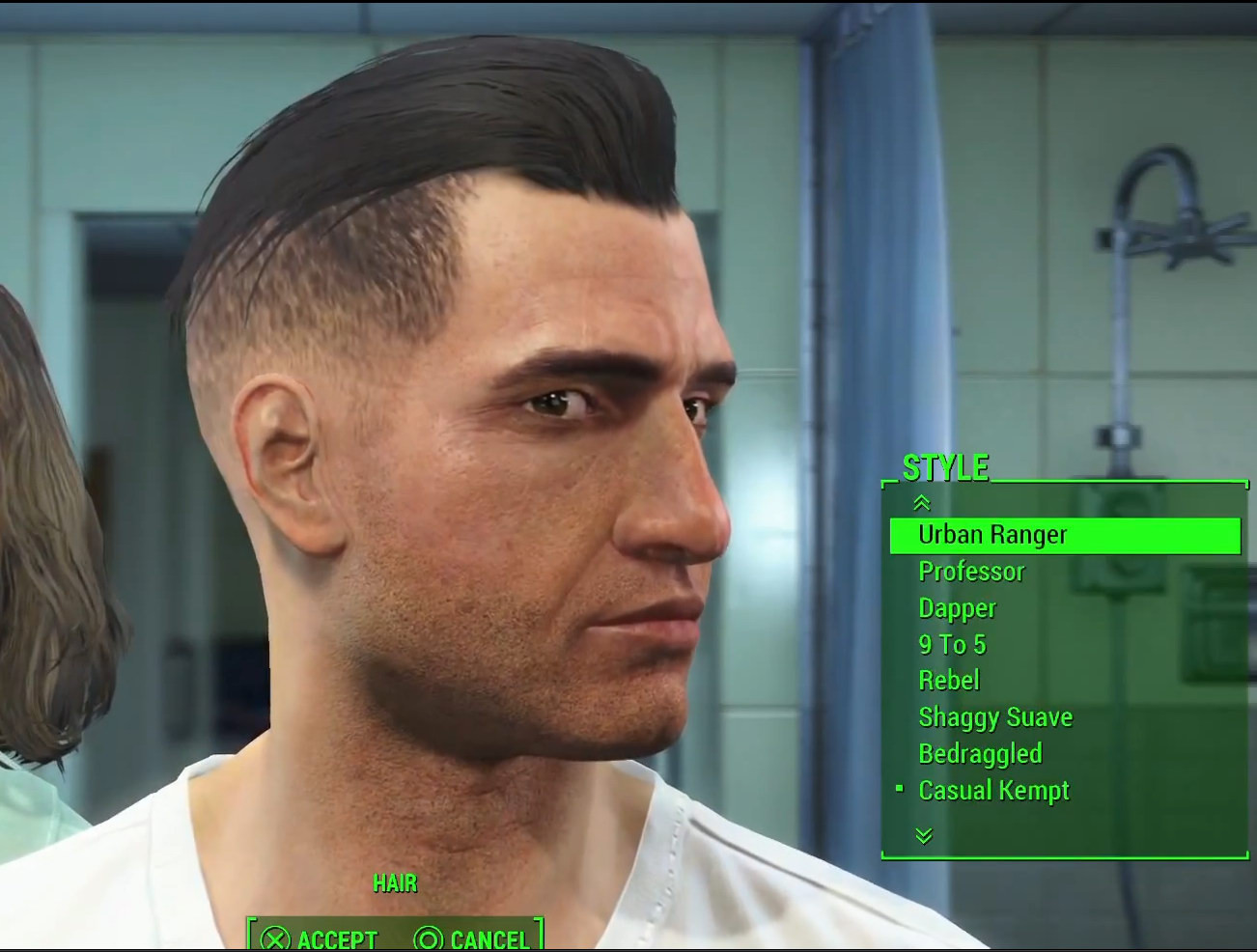 Best ideas about Fallout 4 Male Hairstyles . Save or Pin Hairstyles from fallout 4 for males New Vegas Mod Now.