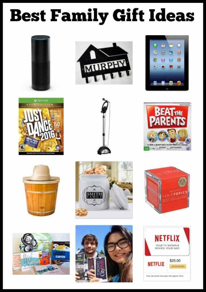 Best ideas about Family Gift Ideas . Save or Pin Best Family Gift Ideas Now.