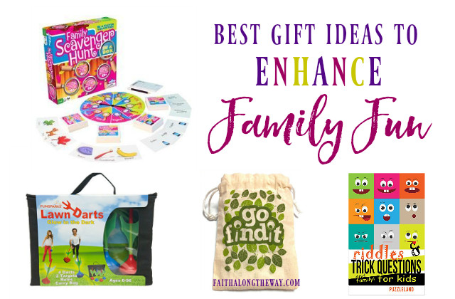 Best ideas about Family Gift Ideas . Save or Pin Family Gift Ideas to Promote Fun and Unity Now.