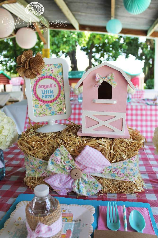 Best ideas about Farm Birthday Party Supplies . Save or Pin Farm Party Birthday Party Ideas in 2019 Now.
