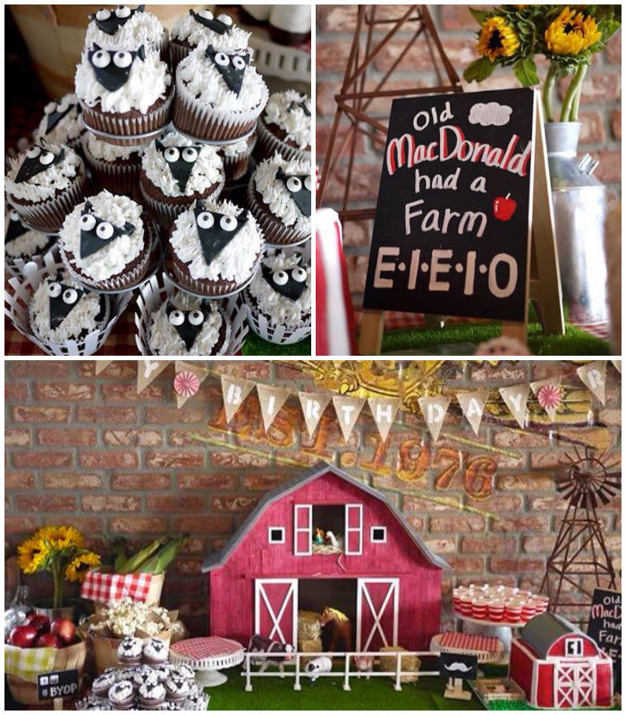 Best ideas about Farm Birthday Party Supplies . Save or Pin Kara s Party Ideas Old McDonald Farm Themed Birthday Party Now.