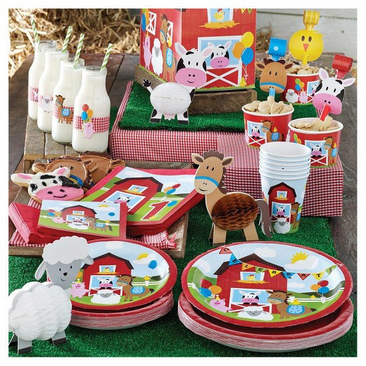 Best ideas about Farm Birthday Party Supplies . Save or Pin Farm Fun Birthday Party Supplies Collection Tar Now.