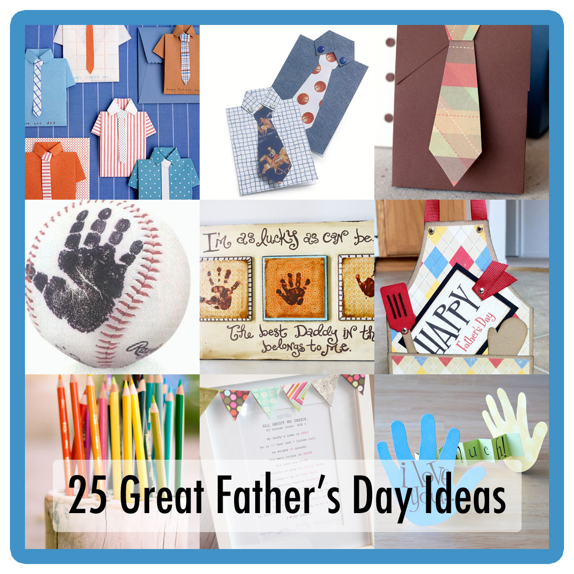 Best ideas about Father'S Day Craft Gift Ideas . Save or Pin 25 Father s Day DIY Projects The Cottage Market Now.