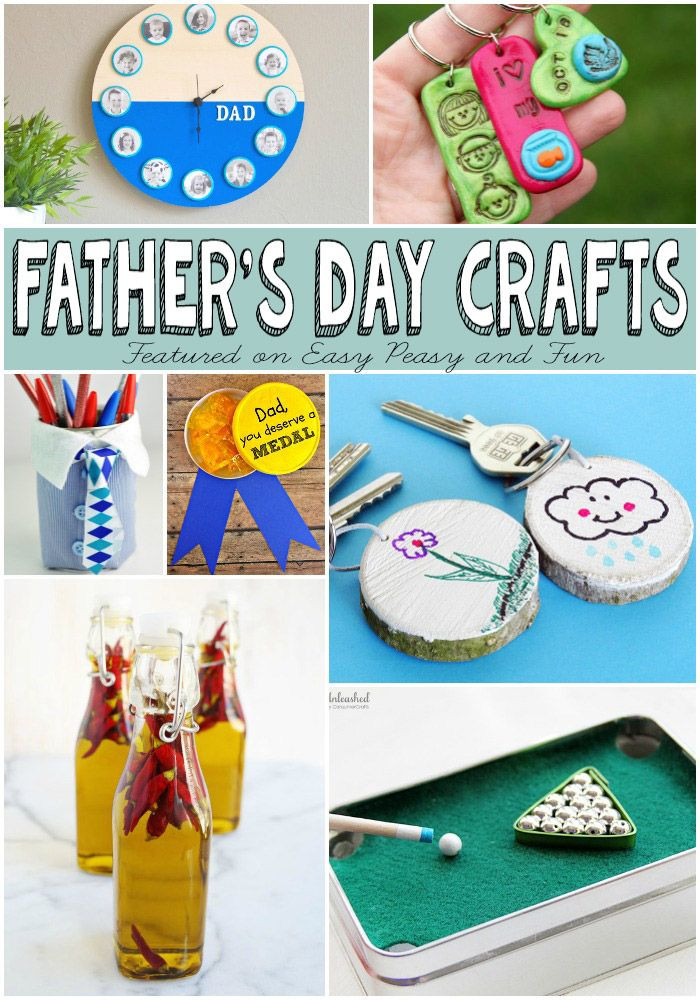 Best ideas about Father'S Day Craft Gift Ideas . Save or Pin Fathers Day Gifts Kids Can Make Now.