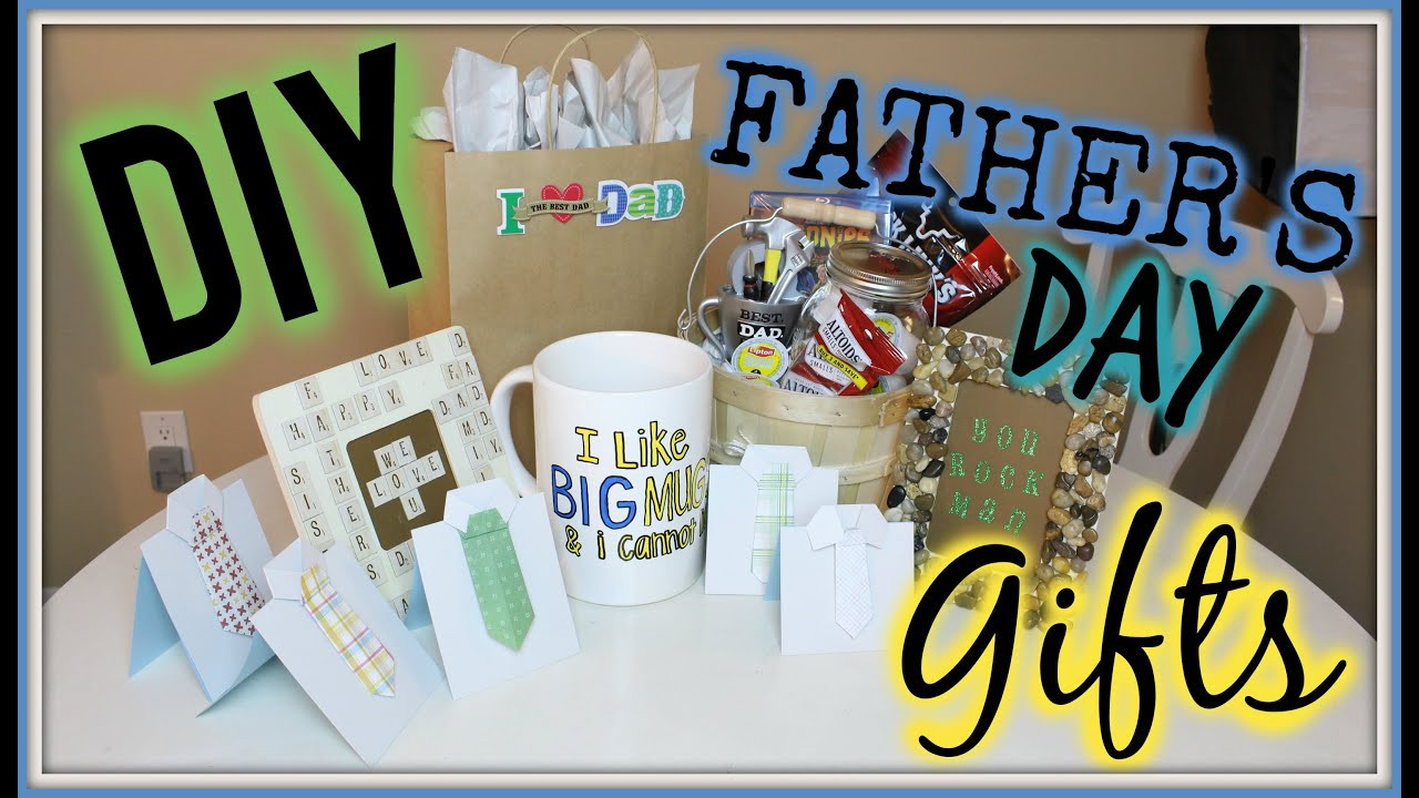 Best ideas about Father'S Day Diy Gift Ideas . Save or Pin Father s Day DIY Gift Ideas Now.