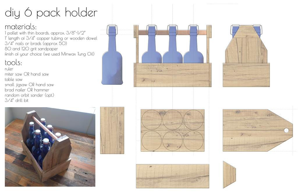 Best ideas about Father'S Day DIY . Save or Pin Father 039 s Day Gift How To Build A DIY Reclaimed Wood 6 Now.