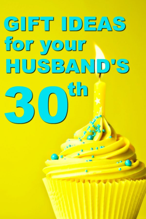 Best ideas about Father'S Day Gift Ideas For Husband . Save or Pin 20 Gift Ideas for Your Husband s 30th Birthday Unique Gifter Now.