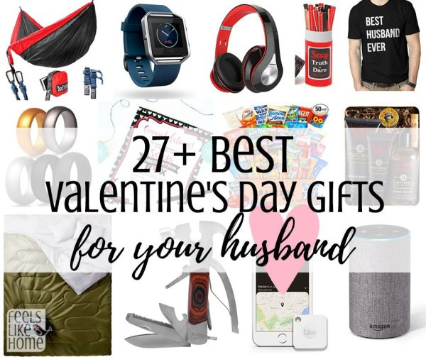 Best ideas about Father'S Day Gift Ideas For Husband . Save or Pin 27 Best Valentines Gift Ideas for Your Handsome Husband Now.