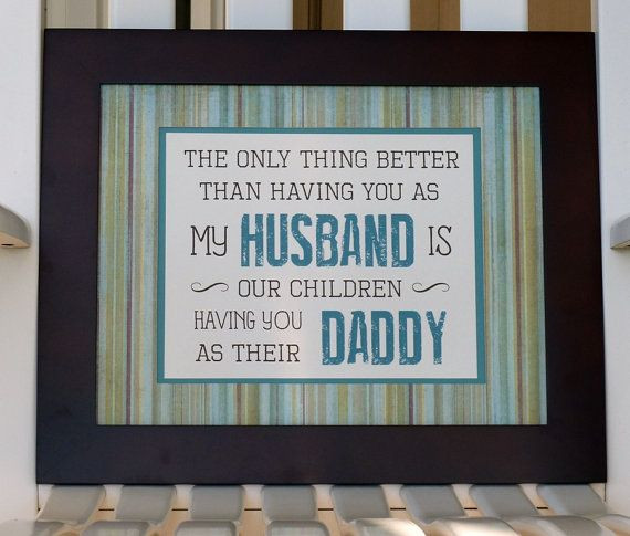 Best ideas about Father'S Day Gift Ideas For Husband . Save or Pin Fathers Day ts for Husband Daddy Father of my Now.