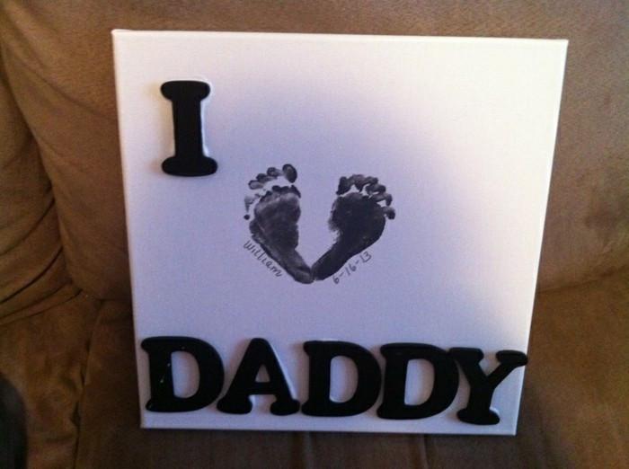 Best ideas about Father'S Day Gift Ideas From Baby . Save or Pin 60 ganz süße und coole Geschenke zum Vatertag Archzine Now.