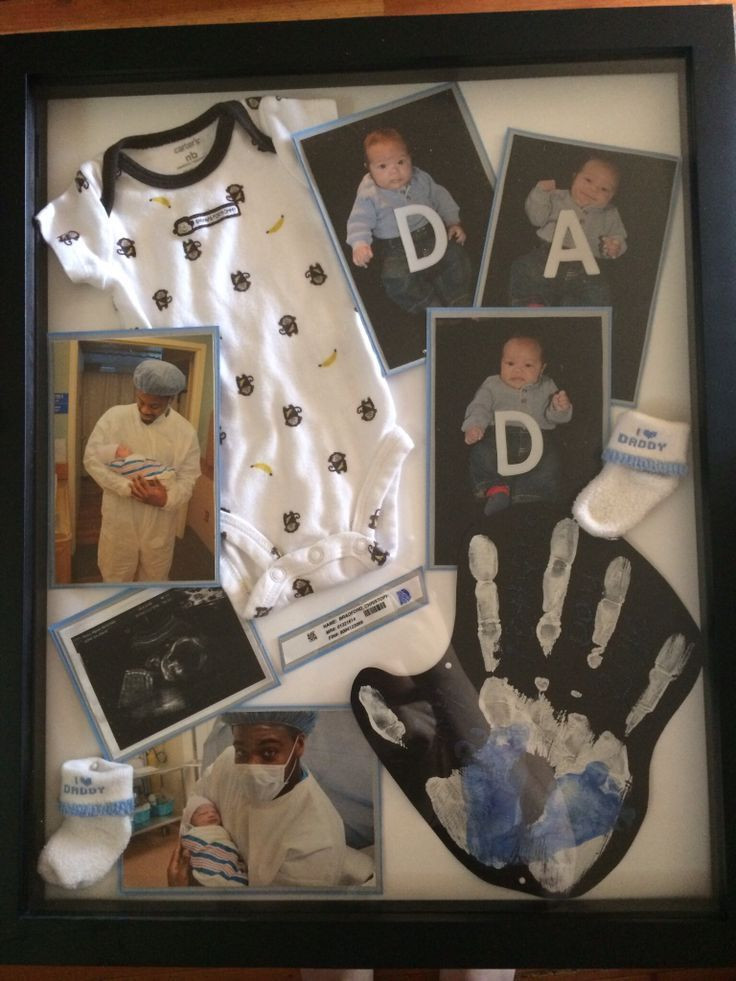 Best ideas about Father'S Day Gift Ideas From Baby . Save or Pin 25 best ideas about First fathers day on Pinterest Now.