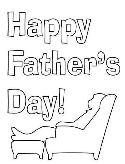 Best ideas about Fathers Day Coloring Sheets For Kids That Said Papi . Save or Pin Biglietti fai da te per la festa del papà Foto 5 41 Now.