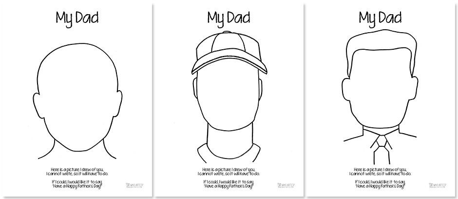Best ideas about Fathers Day Coloring Sheets For Kids That Said Papi . Save or Pin Father s Day Coloring Page Who Arted 01 Now.