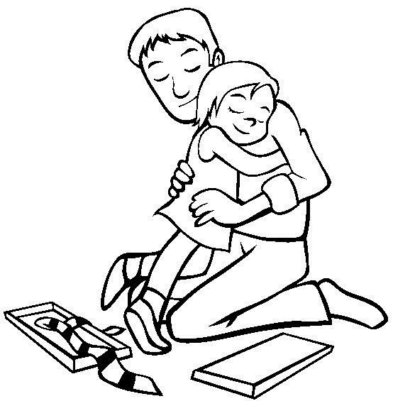 Best ideas about Fathers Day Coloring Sheets For Kids That Said Papi . Save or Pin Imágenes del da del padre para colorear Material de Now.