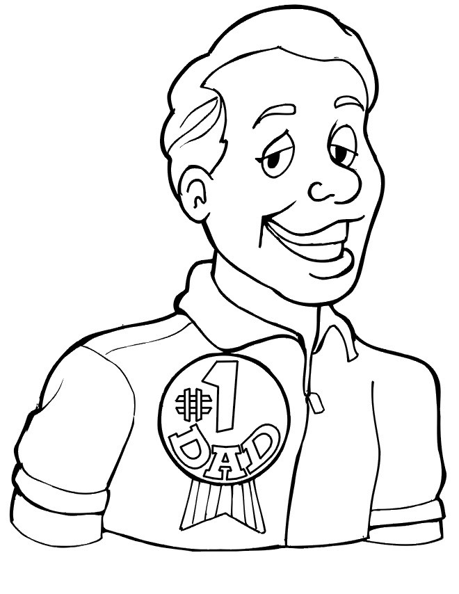 Best ideas about Fathers Day Coloring Sheets For Kids That Said Papi . Save or Pin BLOG MED Amigos de Jesús MATERIAL DE APOYO IDEAS DÍA DEL Now.
