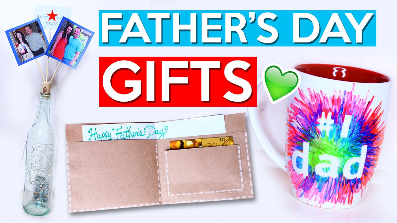 Best ideas about Fathers Day Gift DIY . Save or Pin DIY Father s Day GIFT IDEAS Now.