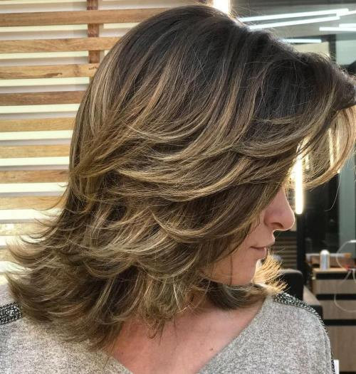 Best ideas about Feather Cut For Medium Hair . Save or Pin All You Need to Know About Feathered Hair Now.
