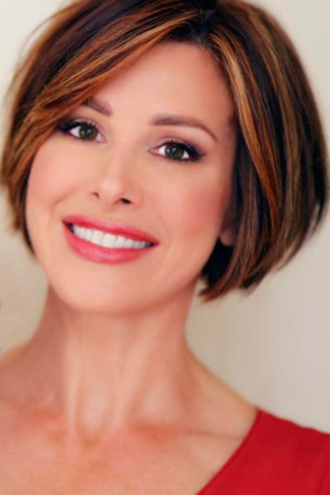 Best ideas about Female Haircuts . Save or Pin 54 Stylish Short Hairstyles for Women Over 50 Now.