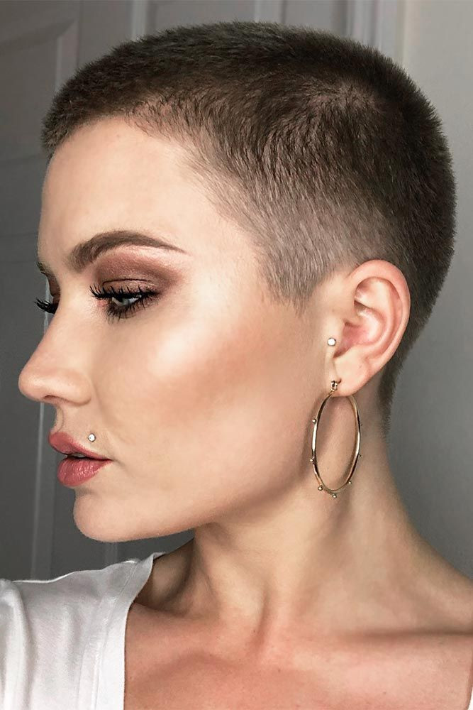 Best ideas about Female Haircuts . Save or Pin Best 25 Buzz cut women ideas on Pinterest Now.
